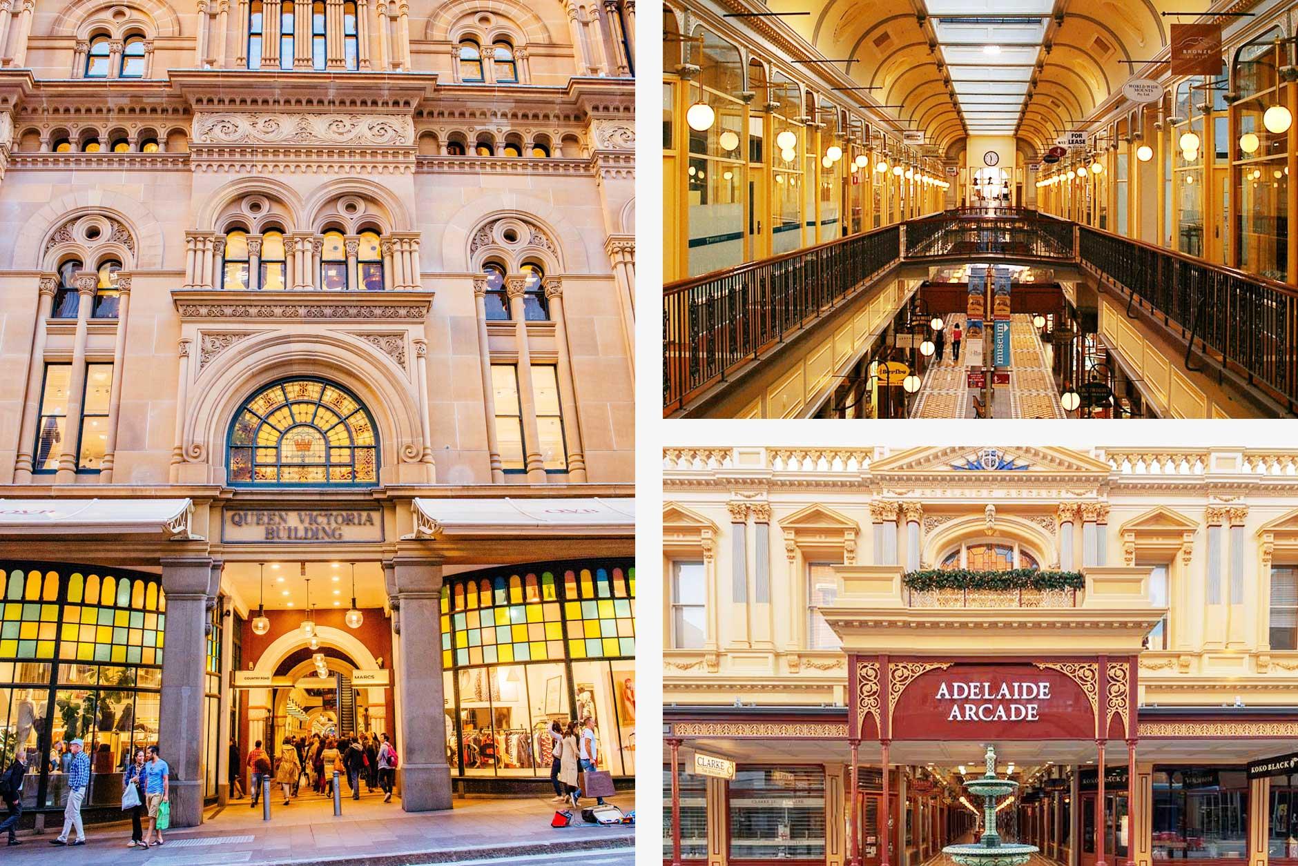 arcade-shopping